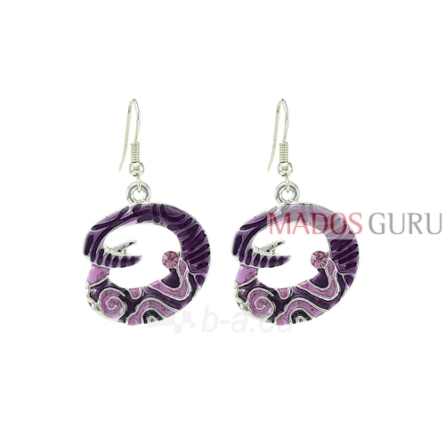 Hanging earrings A688 Paveikslėlis 1 iš 1 30070002466