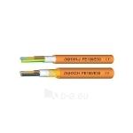 Kabelis nedegus, NHXH 3x10mm2, varinis monolitinis apvalus oranžinis Paveikslėlis 1 iš 1 222842000132