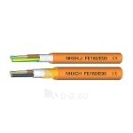 Kabelis nedegus, NHXH 4x1,5mm2, varinis monolitinis apvalus oranžinis Paveikslėlis 1 iš 1 222842000134