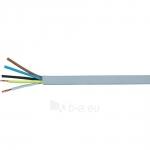 Kabelis OMY 5x1mm2, varinis lankstus apvalus baltas (BVV-LL) (M), 100m Paveikslėlis 1 iš 1 222822000210