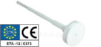 Kaištis ECO DRIVE-S su metaline vinimi 8x390 (100 vnt.) Paveikslėlis 1 iš 1 310820024670