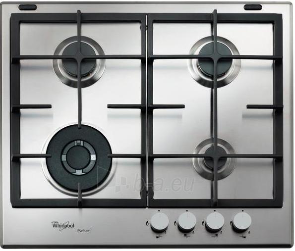 Cooktop Whirlpool AKA 6422 IXL Paveikslėlis 1 iš 1 250134001031