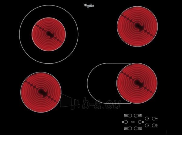 Kaitlentė Whirlpool AKT 8210 NE Paveikslėlis 1 iš 1 250134001060