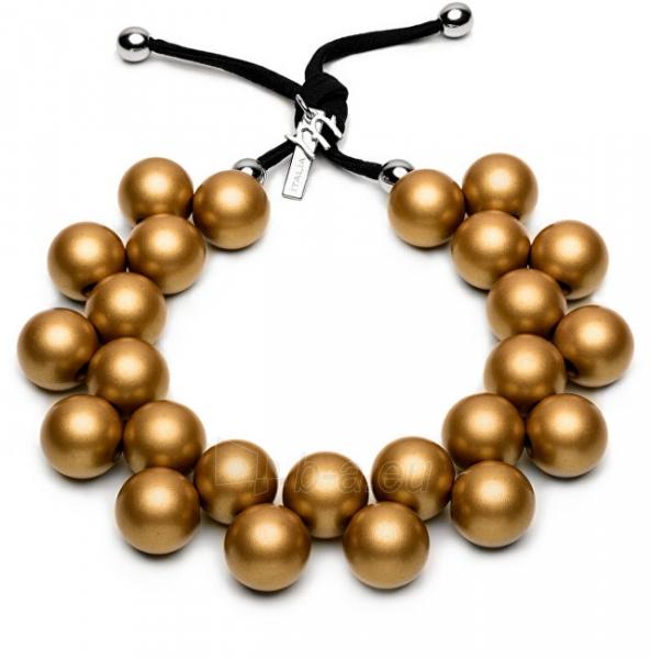 Kaklo papuošalas #ballsmania Original Necklace C206M 18-0940 Marrone Dorato Paveikslėlis 1 iš 4 310820184482