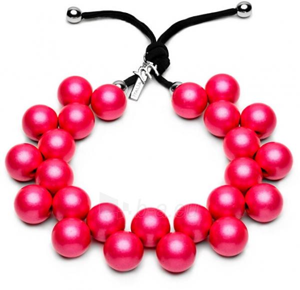 Kaklo papuošalas #ballsmania Original Necklace C206M 18-2143 Fucsia Paveikslėlis 1 iš 1 310820184481
