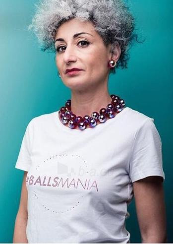 Kaklo papuošalas #ballsmania Original Necklace C206S Pink Unicorn Paveikslėlis 3 iš 4 310820184484