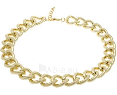 neck jewelry Beneto Zlatý masivní náhrdelník BBR95 Paveikslėlis 1 iš 2 30070301749