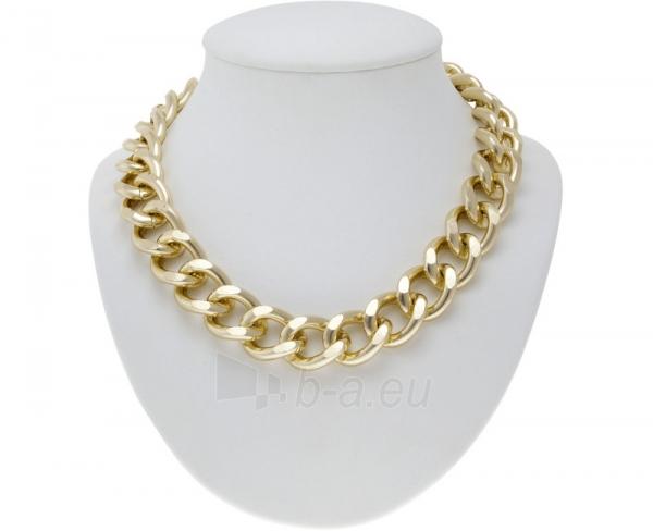 neck jewelry Beneto Zlatý masivní náhrdelník BBR95 Paveikslėlis 2 iš 2 30070301749