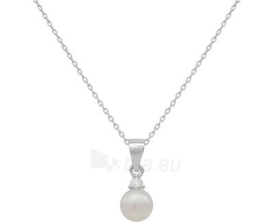 neck jewelry Beneto s perličkou AGS201/45 Paveikslėlis 1 iš 1 310820002263
