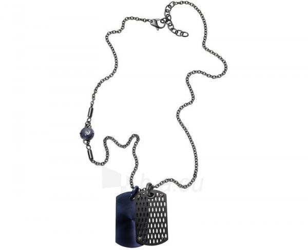 Kaklo papuošalas Diesel Pánský ocelový s přívěsky DX0883060 Paveikslėlis 1 iš 1 310820001182