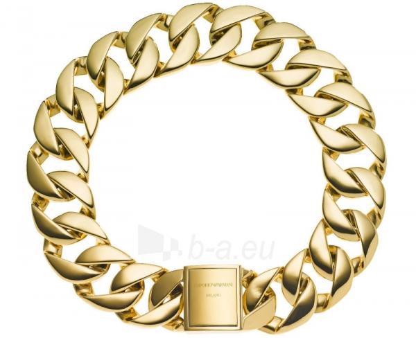Kaklo papuošalas Emporio Armani Luxusní masivní EGS2043710 Paveikslėlis 1 iš 1 310820001451