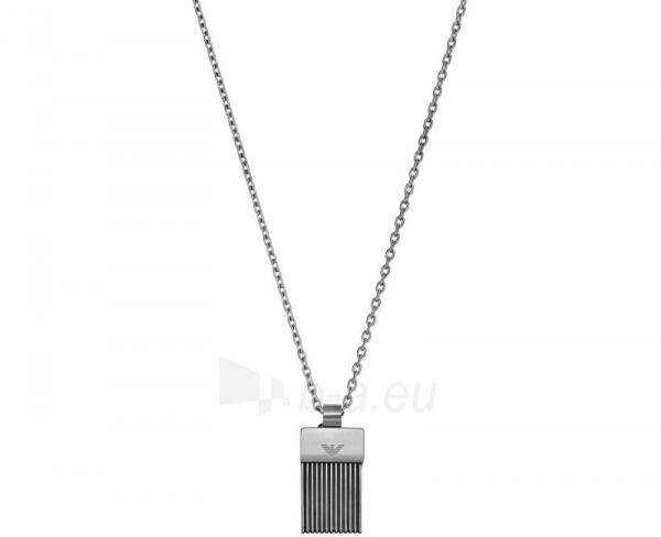 neck jewelry Emporio Armani Ocelový pro muže EGS2069040 Paveikslėlis 1 iš 1 310820001444
