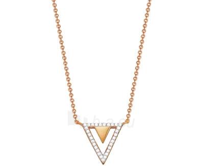 Kaklo papuošalas Esprit Bronzový náhrdelník se zirkony ESPRIT-JW50215 ROSE Paveikslėlis 1 iš 1 310820001750