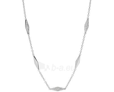 Kaklo papuošalas Fossil Originální dlouhý s krystaly JF02017040 Paveikslėlis 1 iš 1 310820001516