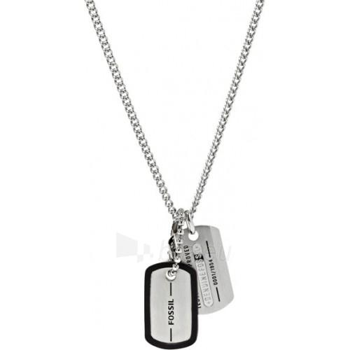 Kaklo papuošalas Fossil Pánský ocelový náhrdelník JF00914040 Paveikslėlis 1 iš 1 30070302084