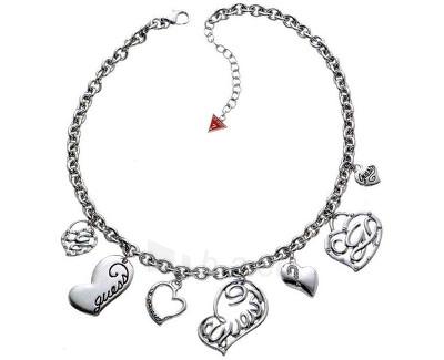 neck jewelry Guess  s přívěsky UBN80801 Paveikslėlis 1 iš 1 30070302099