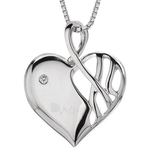Kaklo papuošalas Hot Diamonds Stříbrný Hot Diamonds Arabesque DP203 Paveikslėlis 1 iš 1 310820000988