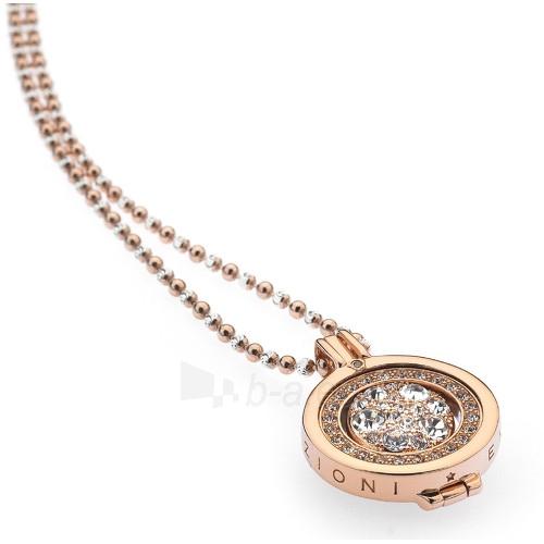Kaklo papuošalas Hot Diamonds Stříbrný Hot Diamonds Emozioni DP485EC225CH019 Paveikslėlis 1 iš 4 310820001863
