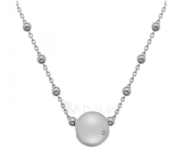Kaklo papuošalas Hot Diamonds Stříbrný Hot Diamonds Globe DN113 Paveikslėlis 1 iš 2 310820001756