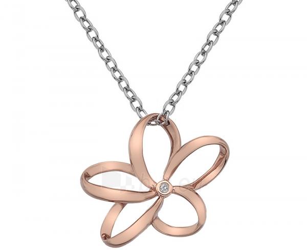 neck jewelry Hot Diamonds Stříbrný Hot Diamonds Paradise Large Rose Gold DP611 Paveikslėlis 1 iš 2 310820001758