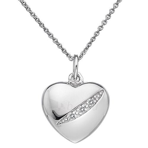 Kaklo papuošalas Hot Diamonds Stříbrný Hot Diamonds Shooting Stars Heart DP398 Paveikslėlis 1 iš 1 310820000992