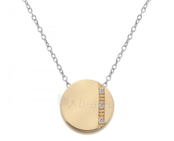 neck jewelry Hot Diamonds Stříbrný Hot Diamonds Silhouette Circle Rose Gold DP595 Paveikslėlis 1 iš 1 310820001018