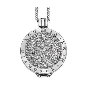 neck jewelry Hot Diamonds Stříbrný náhrdelník Hot Diamonds Emozioni DP450CH025EC049 Paveikslėlis 1 iš 1 310820000964