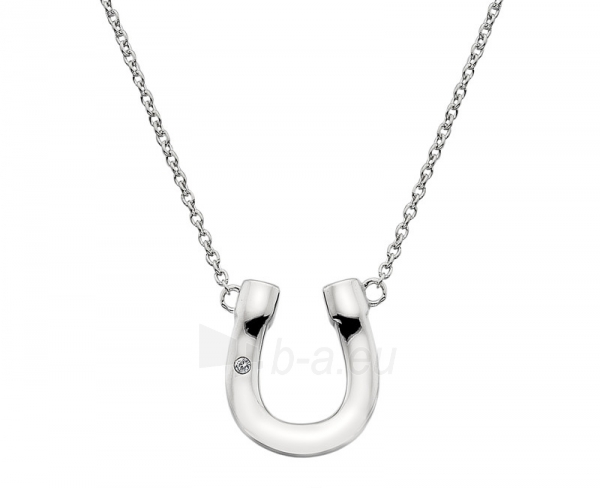 Kaklo papuošalas Hot Diamonds Stříbrný náhrdelník Hot Diamonds Lucky DN111 Paveikslėlis 1 iš 2 310820000982