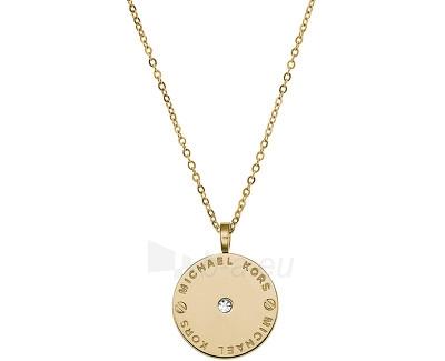 neck jewelry Michael Kors Jemný pozlacený náhrdelník z oceli MKJ2654710 Paveikslėlis 1 iš 1 30070302331