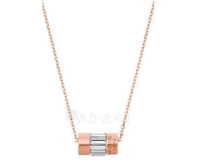 neck jewelry Michael Kors Jemný pozlacený z oceli MKJ4951791 Paveikslėlis 1 iš 1 310820001369