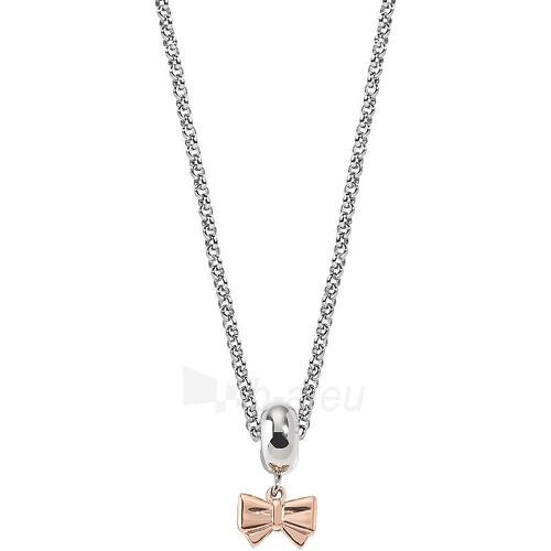 neck jewelry Morellato  Drops Rose Gold Bow SCZ462 Paveikslėlis 2 iš 3 30070303441
