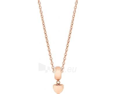 Kaklo papuošalas Morellato  Drops Rose Gold Heart SCZ383 Paveikslėlis 1 iš 1 30070302442