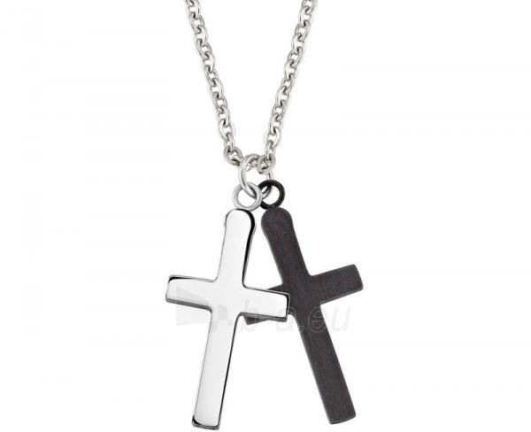 neck jewelry Morellato Pánský náhrdelník kříže Motown SAEV13 Paveikslėlis 1 iš 2 310820000596
