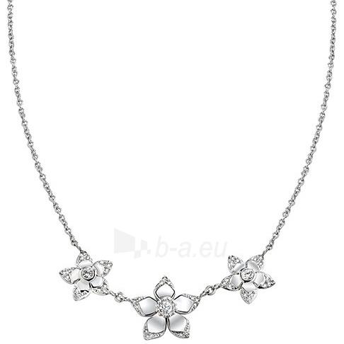 Kaklo papuošalas Morellato Steel necklace with flowers SAJR01 Paveikslėlis 1 iš 3 310820125521