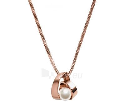 neck jewelry Skagen Dámský ocelový náhrdelník s perlou SKJ0680791 Paveikslėlis 1 iš 2 310820001297