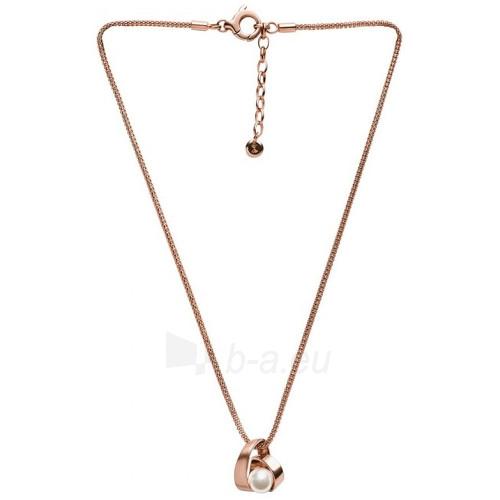 neck jewelry Skagen Dámský ocelový náhrdelník s perlou SKJ0680791 Paveikslėlis 2 iš 2 310820001297