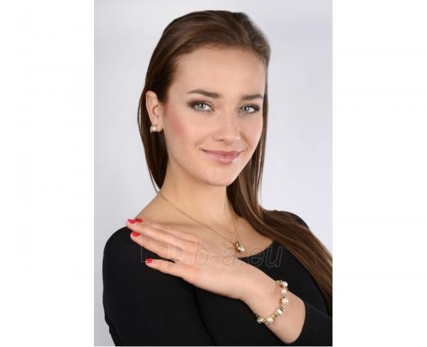 Kaklo papuošalas Skagen Dámský ocelový náhrdelník s perlou SKJ0750710 Paveikslėlis 3 iš 3 310820001296