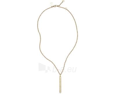 Kaklo papuošalas Tommy Hilfiger Elegantní náhrdelník s přívěskem ve zlaté barvě TH2700601 Paveikslėlis 1 iš 1 30070302863