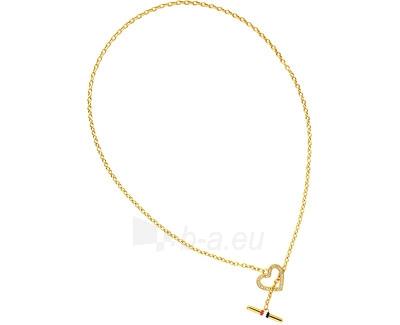 neck jewelry Tommy Hilfiger Zlatý náhrdelník se srdcem TH2700637 Paveikslėlis 1 iš 1 30070302879