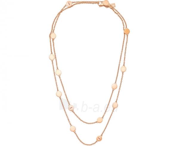 Kaklo papuošalas Tommy Hilfiger Penízkový náhrdelník v barvě růžového zlata TH2700518 Paveikslėlis 1 iš 2 30070302877