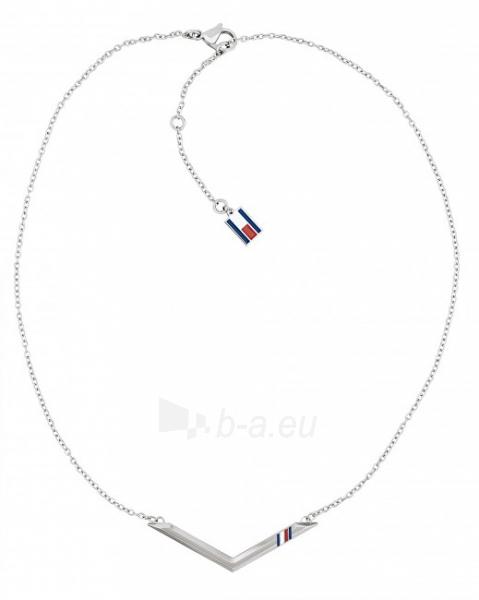 Kaklo papuošalas Tommy Hilfiger Stylish steel necklace TH2701078 Paveikslėlis 1 iš 1 310820184438