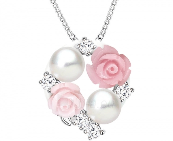 neck jewelry Toscow  La Vie en Rose ON-02317604-W-FP Paveikslėlis 1 iš 1 30070303349