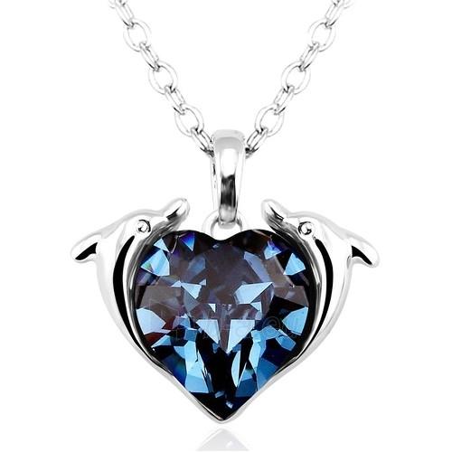 Kaklo papuošalas Vicca®  Dolphins Dark Blue OI_141034_darkblue Paveikslėlis 2 iš 2 30070303132