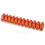 Kaladėlė sujungimo, Z12T 12x4mm2, oranžinė, GTV, LZ-40mm00-00 Paveikslėlis 1 iš 1 223801000138