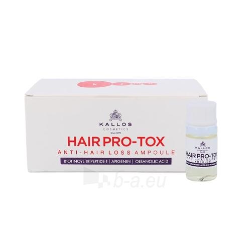 Kallos Hair Botox Anti-Hair Loss Ampoule Cosmetic 60ml Paveikslėlis 1 iš 1 250832400398