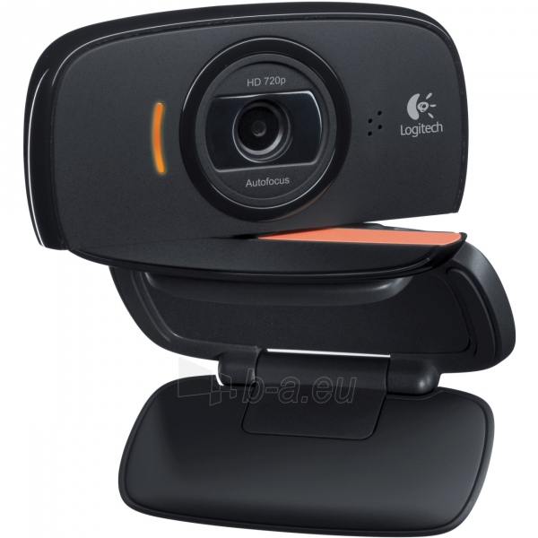 Kamera LOGITECH HD Webcam C525 USB EMEA Paveikslėlis 1 iš 1 310820004377