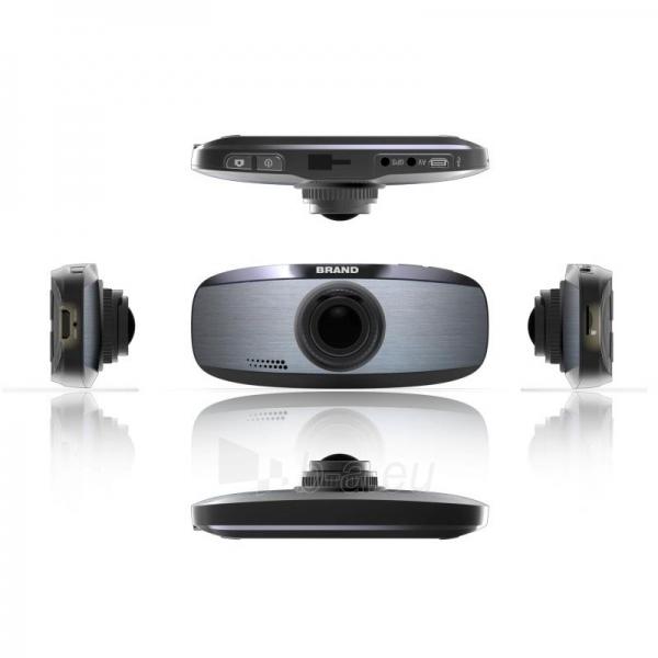QOLTEC Car Recorder Full HD, LCD 2.7 Paveikslėlis 1 iš 1 250243100614