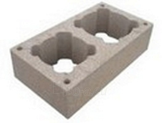 Moduļu FIBO bloki 720 x 400 x 190 mm Paveikslėlis 1 iš 2 238800000021