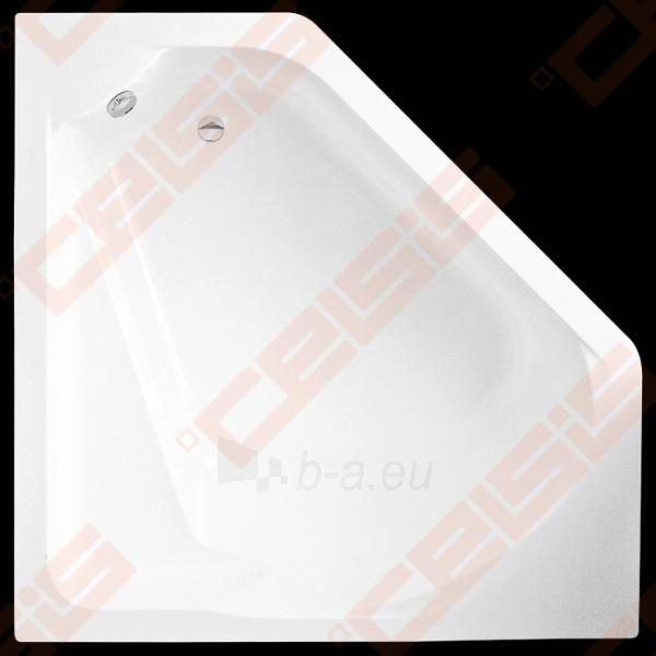 Kampinė vonia ROLTECHNIK KUBIC CORNER 140x140 cm Paveikslėlis 1 iš 2 270716000977