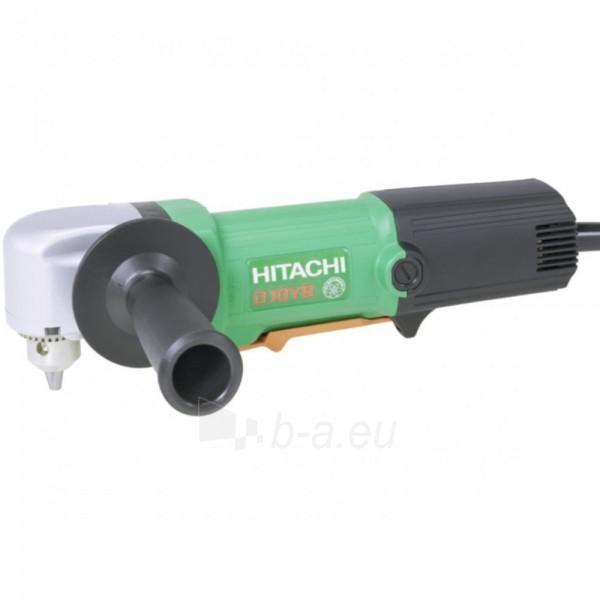 Angle drill Hitachi D10YB Paveikslėlis 1 iš 1 300422000186